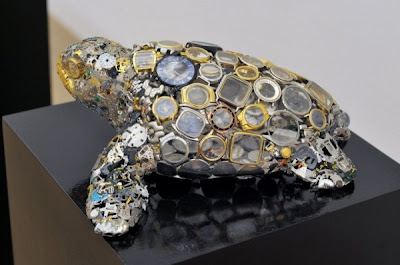 Cool and Creative Creations from Watch Parts (16) 2