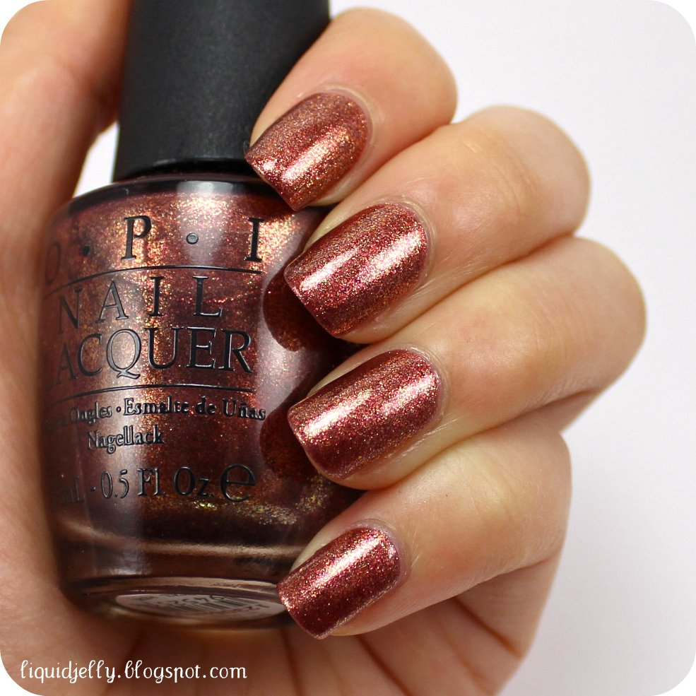 Liquid Jelly: OPI Mariah Carey Collection: Studio Shades