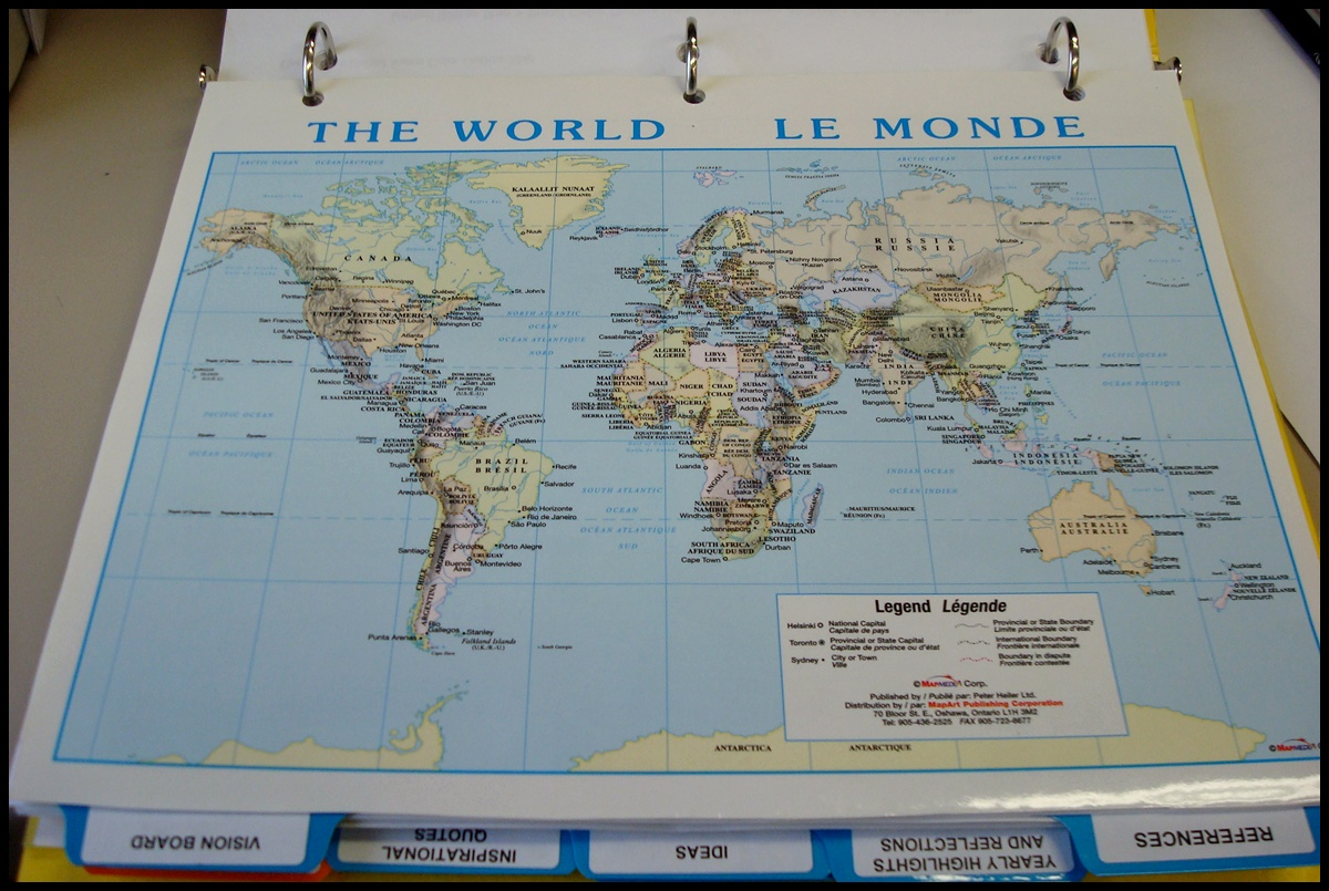 This Randomness Obsession World Map