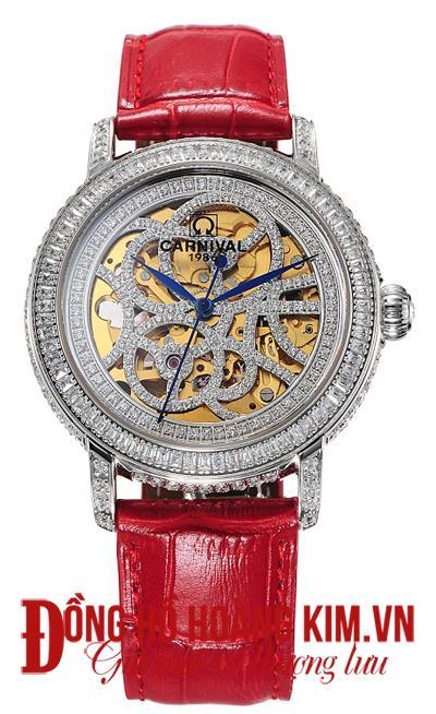 Bán đồng hồ carnival chính hãng với chất lượng cao
