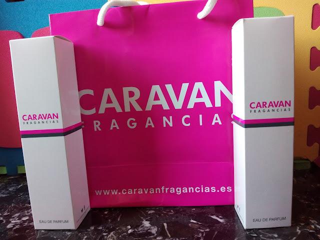 Caravan-fragancias