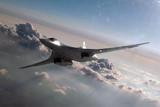 Tu-160 Rusia