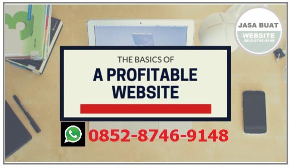 Jasa pembuatan website terbaik