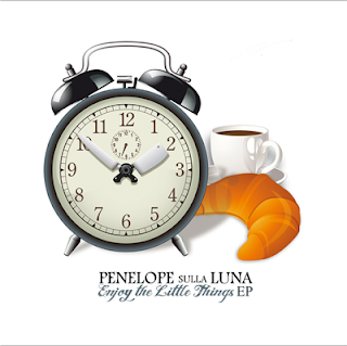 Penelope sulla Luna – Enjoy the little things