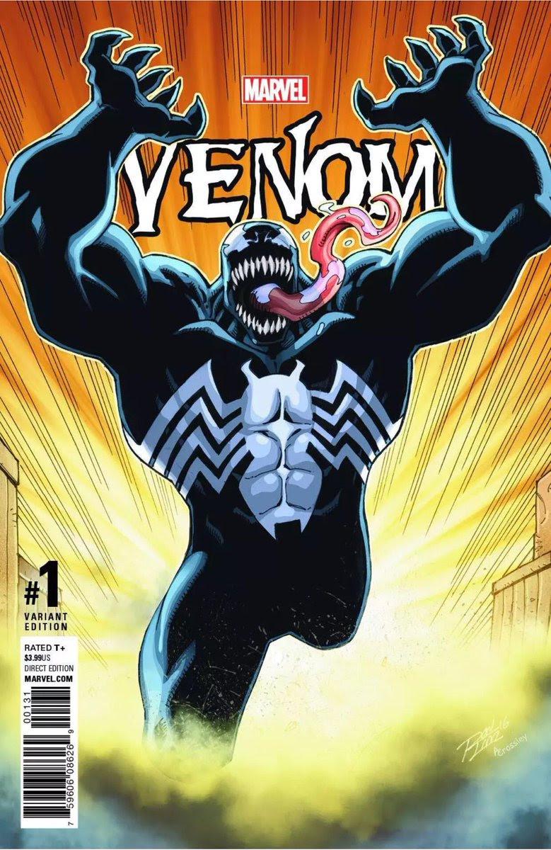 The Venom Site: venom 1 ron lim variant