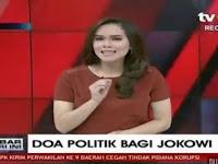 TV One Angkat Bicara Soal Presenternya yang Dianggap Menghina Jokowi