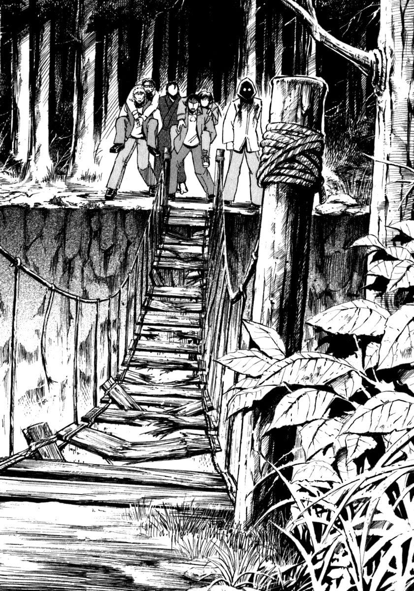 Higanjima chapter 36 trang 3