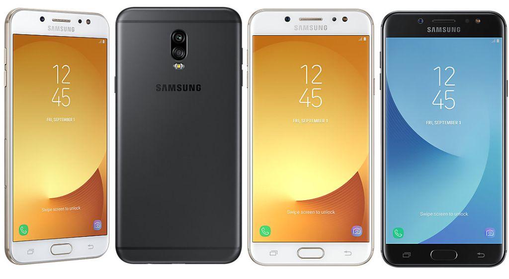 Galaxy J7+ SM-C710 Beserta Harga dan Spesifikasi (Fitur) Terbaru