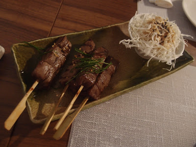 Australian Wagyu on Skewer