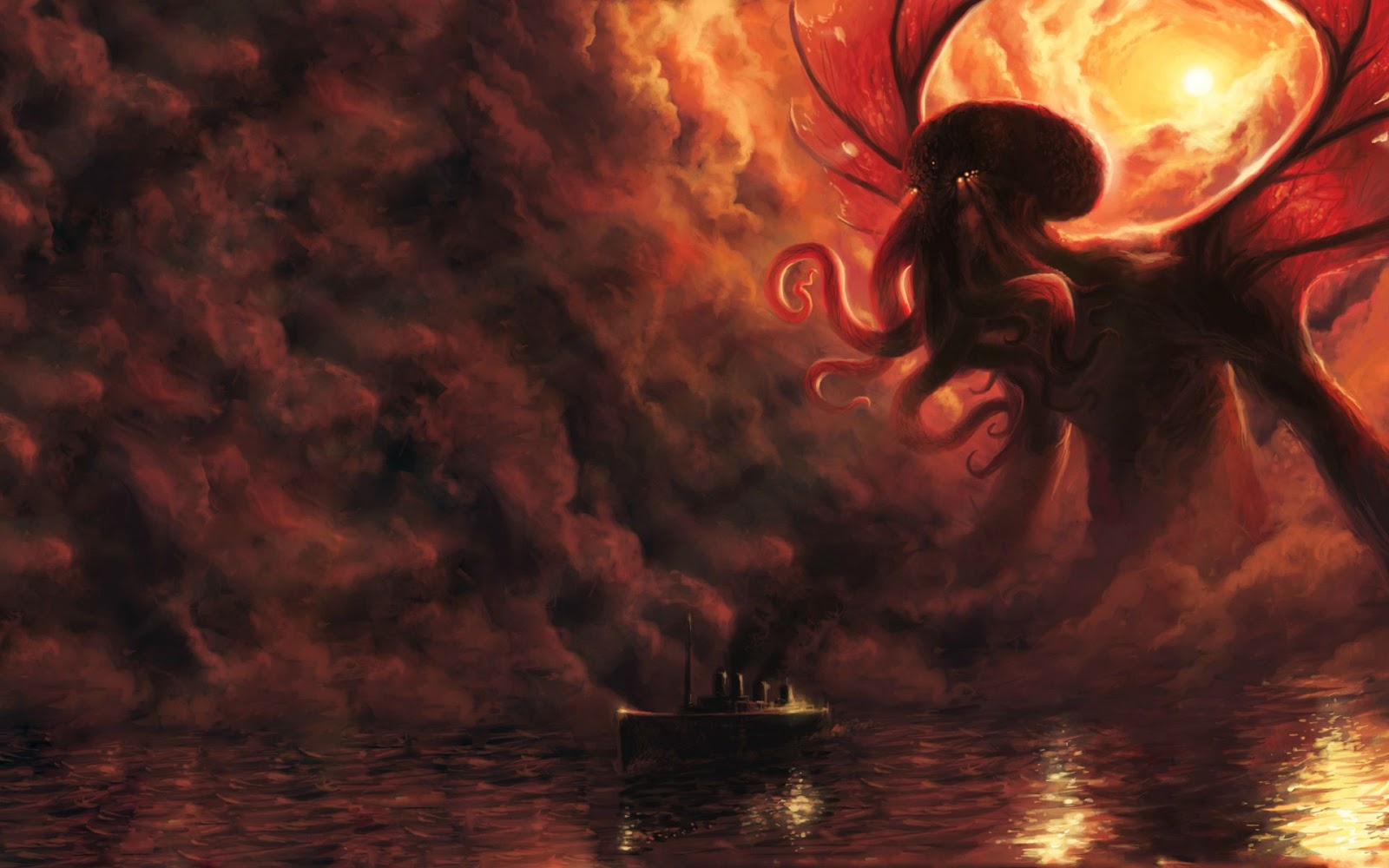 Cthulhu Wallpapers