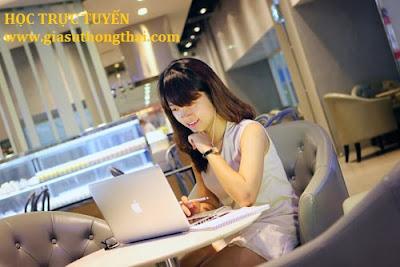 dạy học trực tuyển online