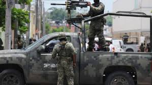 Dos sujetos abatidos tras balaceras en Reynosa Tamaulipas