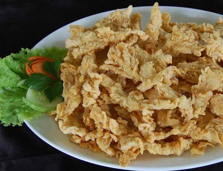 Resep Membuat Jamur Crispy