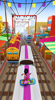 Subway Surfers MOD APK v1.89.0 Unlimited Coins/Key Terbaru