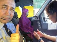 Sosok Kopilot Cantik yang Shalat di Pesawat Ternyata Mantan Kontestan Indonesian Idol?