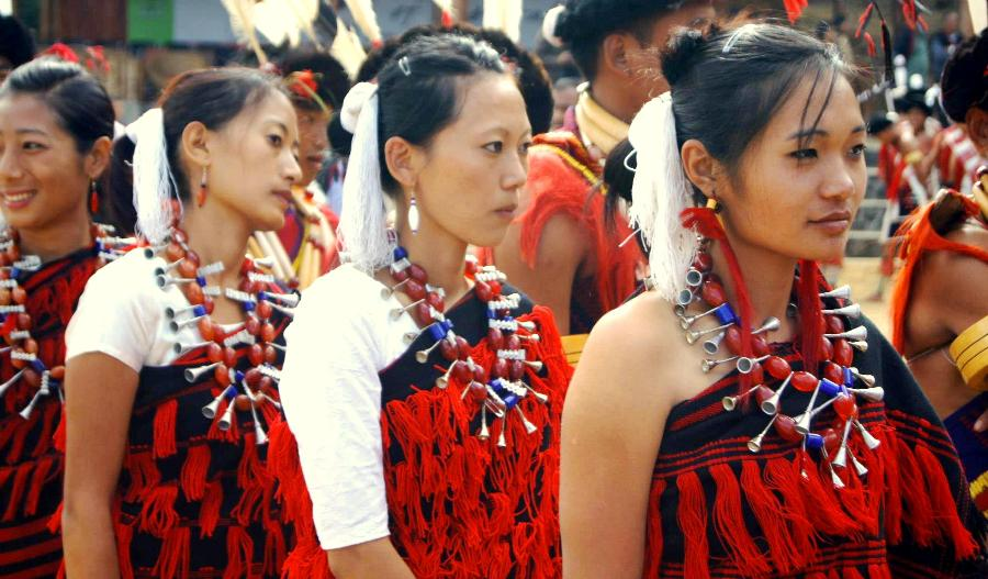 Hornbill Festival, Kisama - Sudeepta Barua photography (© EF News International)