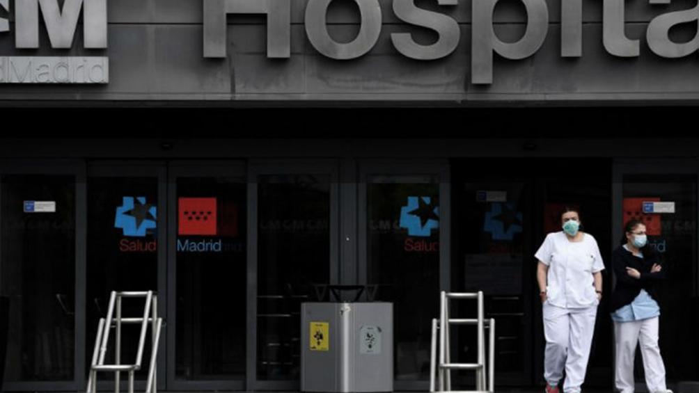 España registró la tercera jornada consecutiva con menos de 200 muertos