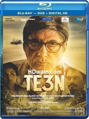 Te3n full Movie Download Hindi (2016) 1080p & 720p BluRay