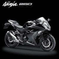 Kredit Motor Murah Kawasaki Ninja 250 Terbaru