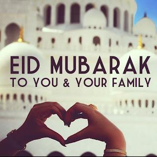 Eid Mubarak Whatsapp Dp