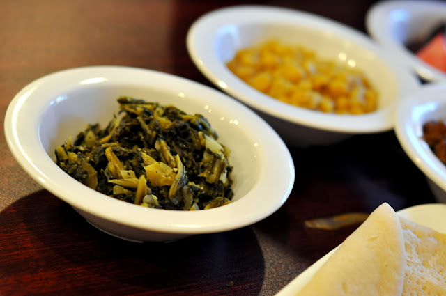 Vegetable Side Dishes - Mariam's Restaurant - Allentown, PA | Taste As You Go
