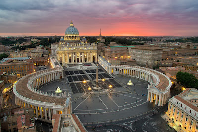 Vatican City In List Top 10 Countries Without Armed Forces