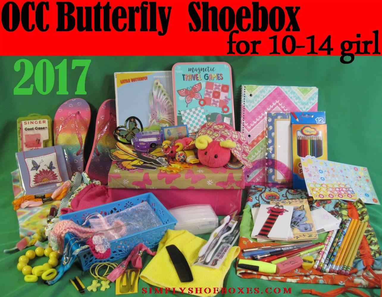 Simply Shoeboxes: April 2018
