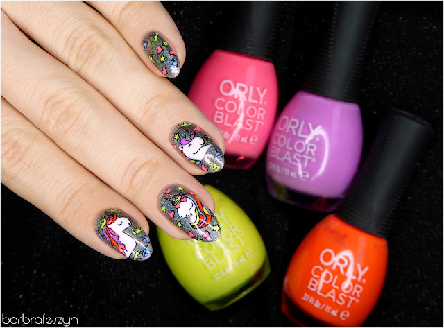 Orly neony