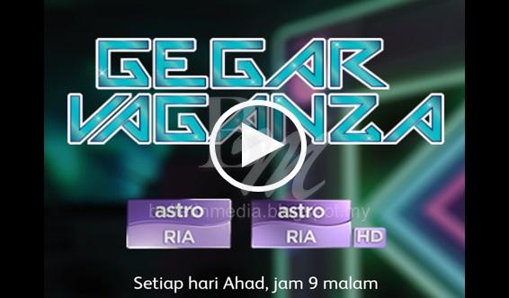 LIVE VIDEO Konsert Gegar Vaganza Minggu Ke 5 ! HD & Tiada Sangkut ! Jom Tonton Sama-Sama !