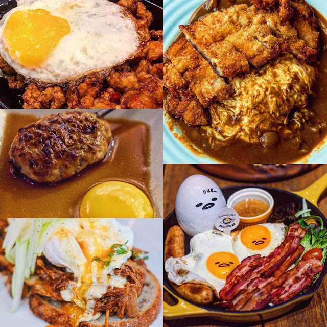 Top 12 Egg Dishes in Singapore