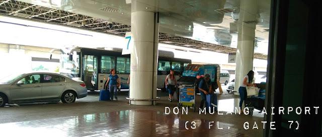 Don mueang suvarnabhumi