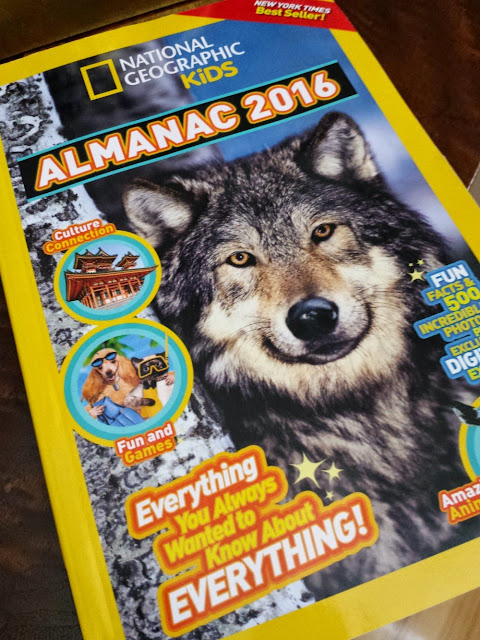 National Geographic Kids Almanac