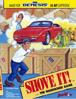 Shove It: The Warehouse Game (BR) [ SMD ]