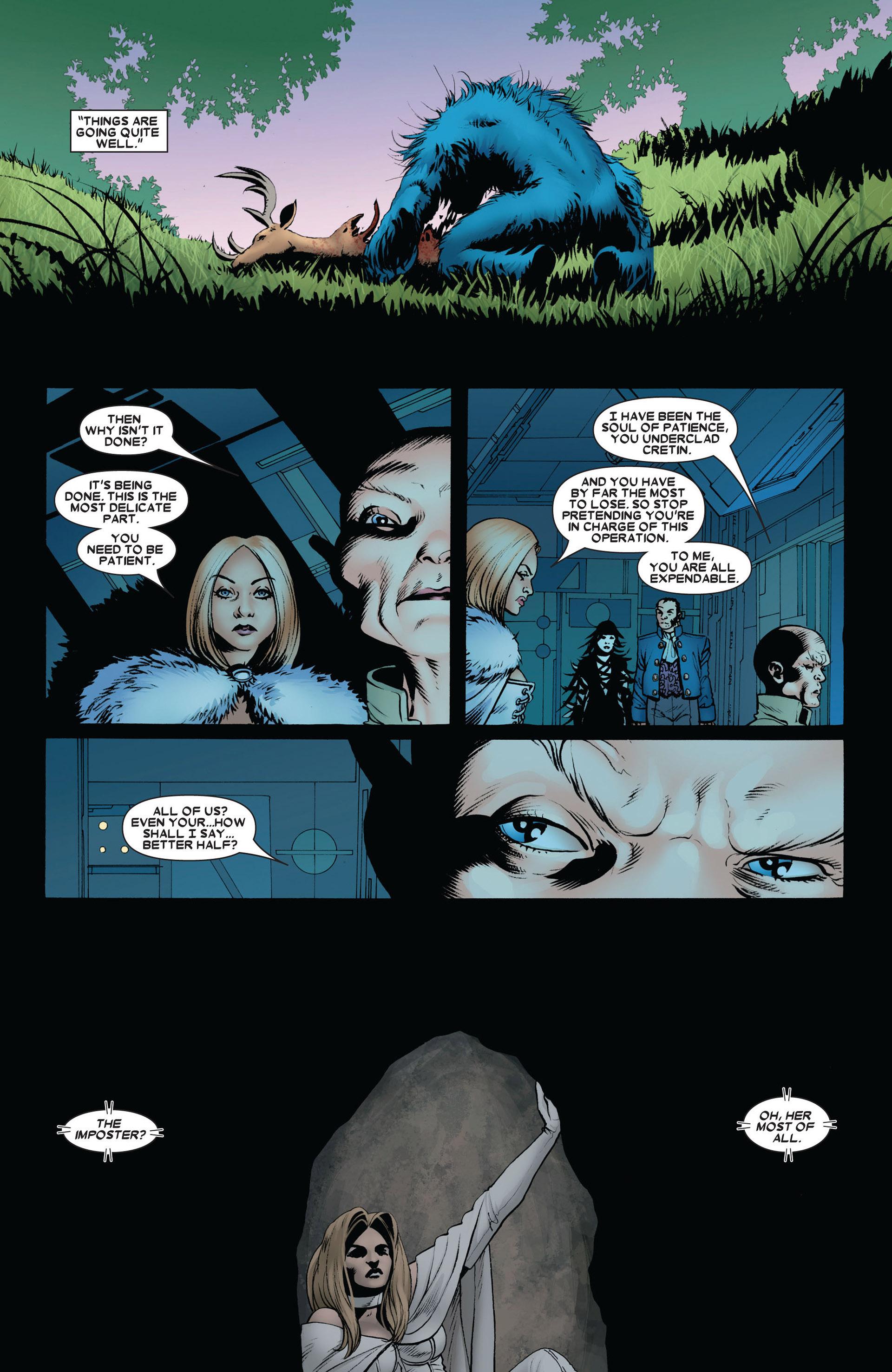 Read online Astonishing X-Men (2004) comic -  Issue #17 - 13