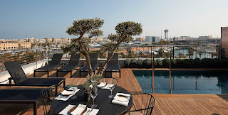 The Rooftop Hotel The Serras