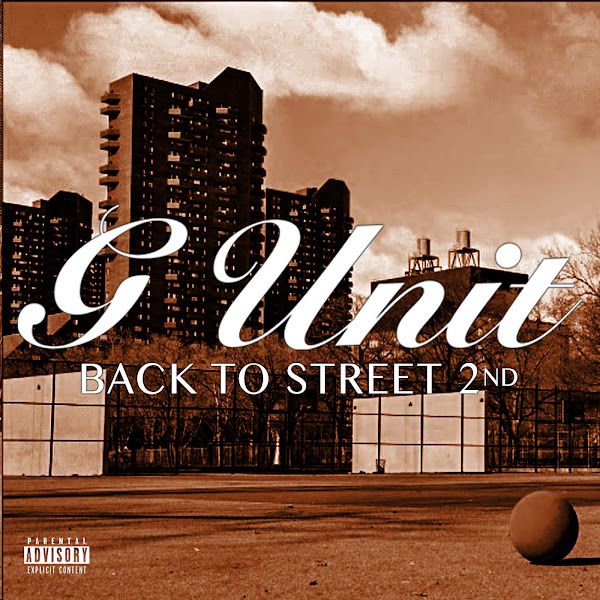 G-Unit - Back To the Street 2 Cover