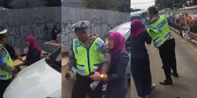 Ini Profil Wanita yang Cakar Polisi, Dora Natalia Pegawai MA Lulusan S2 Manajemen