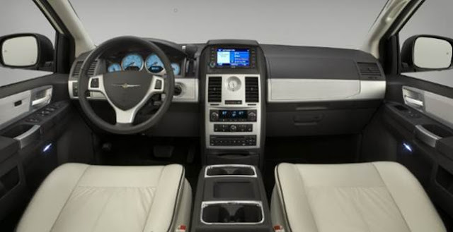 2018 Chrysler Town and Country Release Date, Price