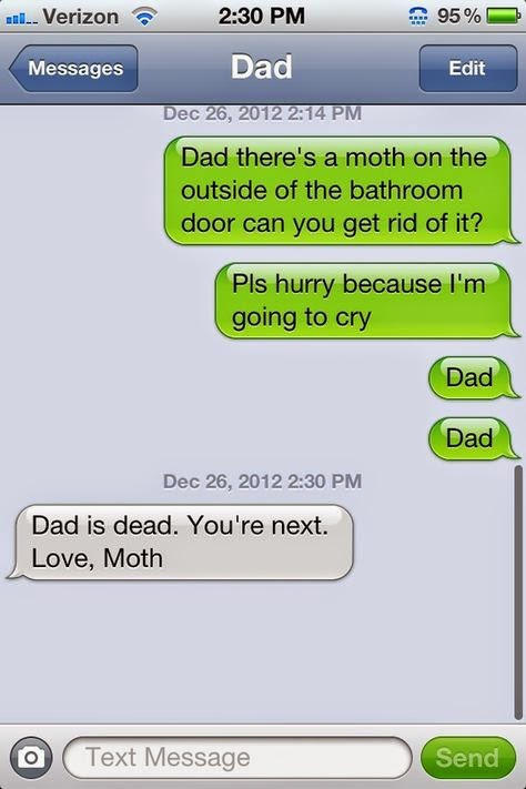 6 Hilarious Dad Jokes To Cheer Up Your Wednesday Follow Your