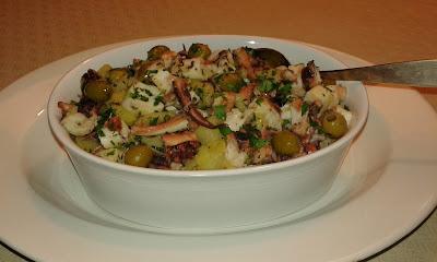 cucinaconemidio.blogspot.com - insalata di totani -