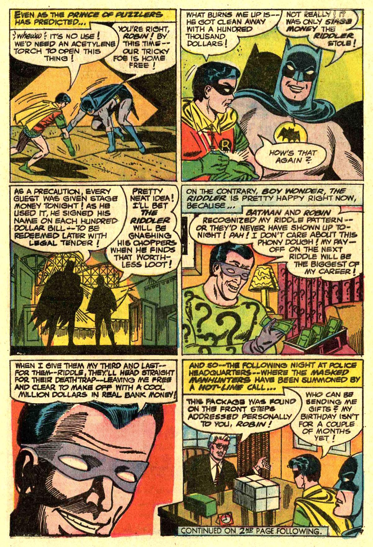 Detective Comics (1937) 362 Page 12