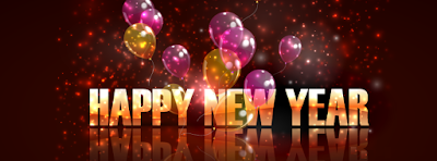 happy new year facebook cover images hd