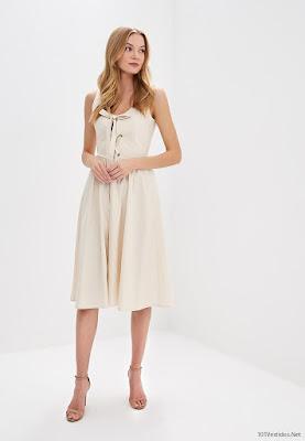 Vestidos Casuales Modernos