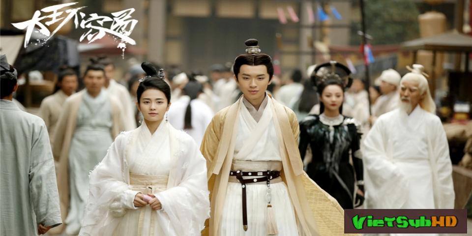 Phim Đại Vương Không Dễ Làm Tập 20/20 VietSub HD | King Is Not Easy 2017