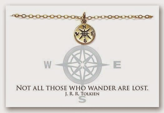 susi d compass necklace