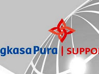 PT Angkasa Pura Support - Recruitment For Equipment Officer, Accounting Officer Angkasapura Airports Group April 2019