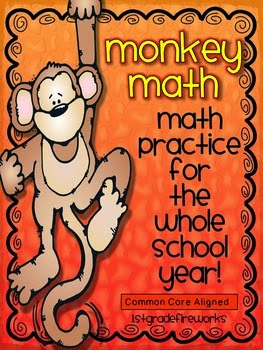 https://www.teacherspayteachers.com/Product/Monkey-Math-for-the-ENTIRE-YEAR-1461597