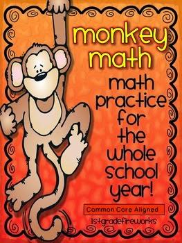 https://www.teacherspayteachers.com/Product/Monkey-Math-for-the-ENTIRE-YEAR-1461597