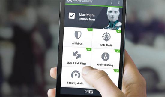 eset mobile security app