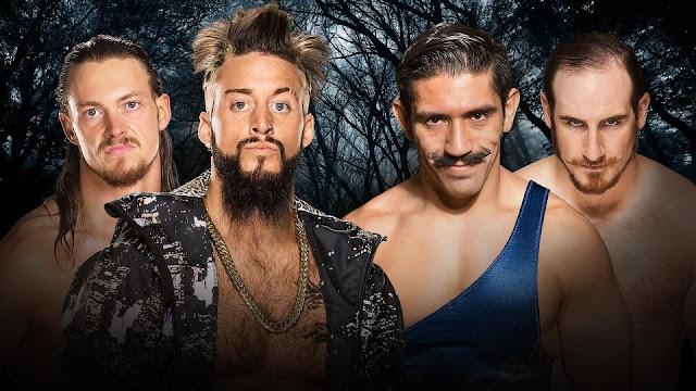 Finale du Tournoi pour désigner les aspirants n°1 au WWE Tag Team Championship